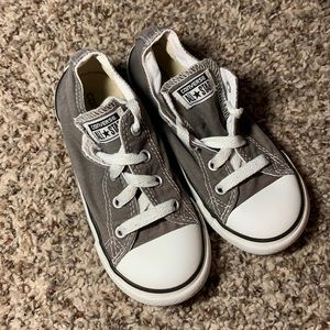 Converse all star sneakers toddler size 10